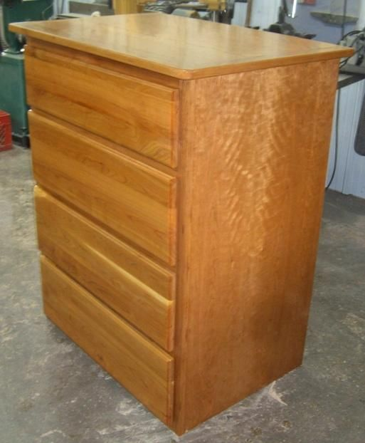 build dressers for the kids (4).  It's so hard to find quality built dressers these days.