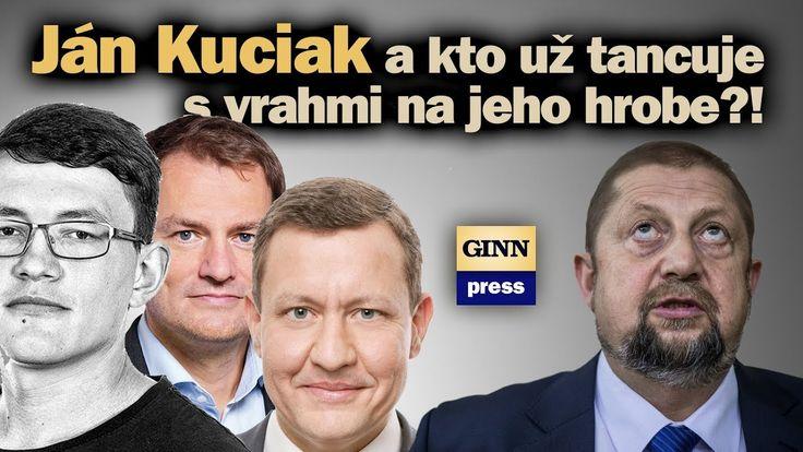 Ján Kuciak a kto už tancuje s vrahmi na jeho hrobe?! Odpoveď od Harabina...