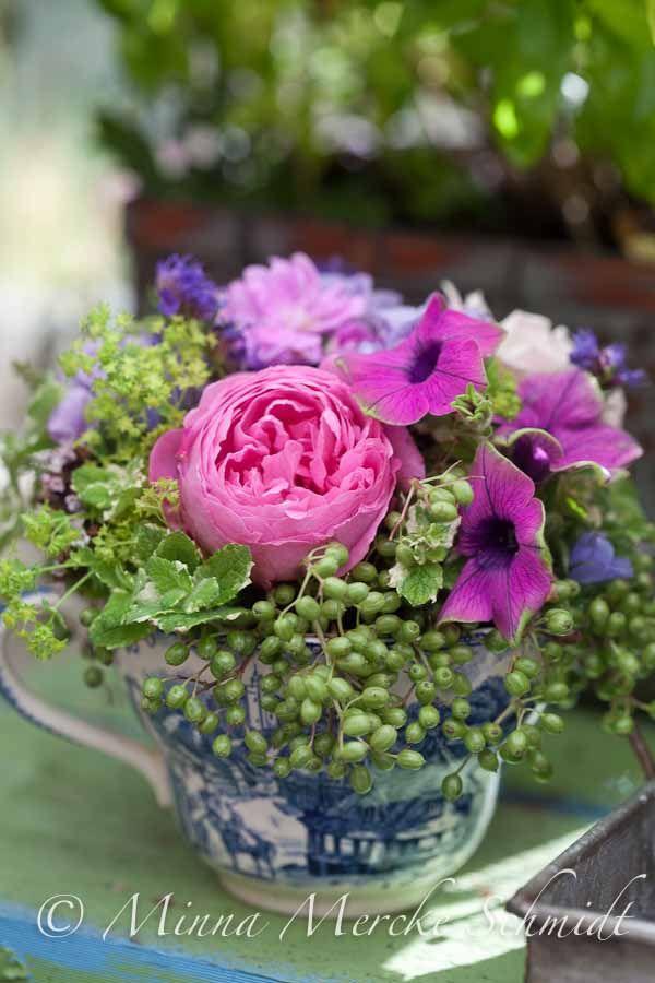 En kopp av skönhet | blomsterverkstad | Sköna Hem