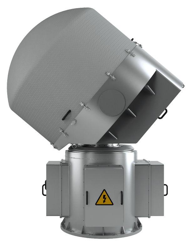 "Modernized antenna post, OJSC ""RPC ""Karat"", gyrostabilized systems."