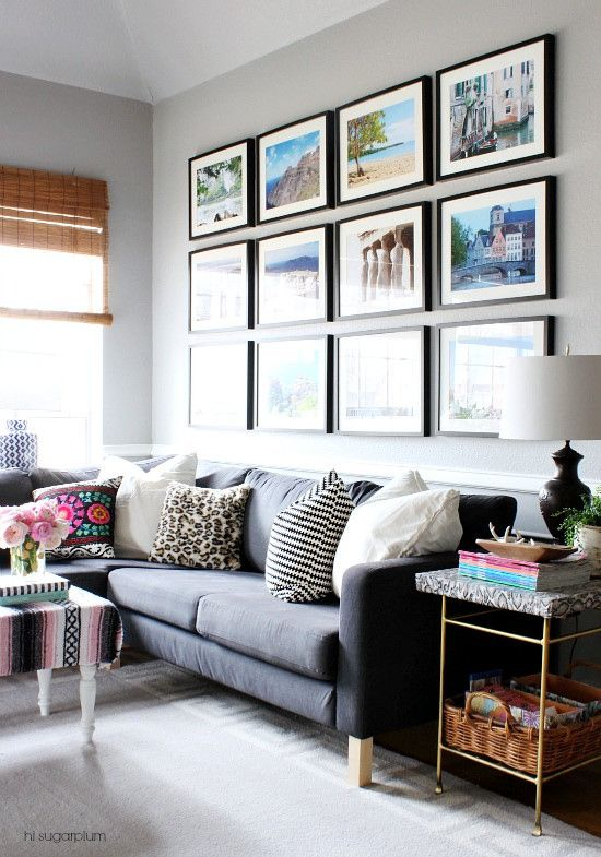 {Family Room} The Reveal