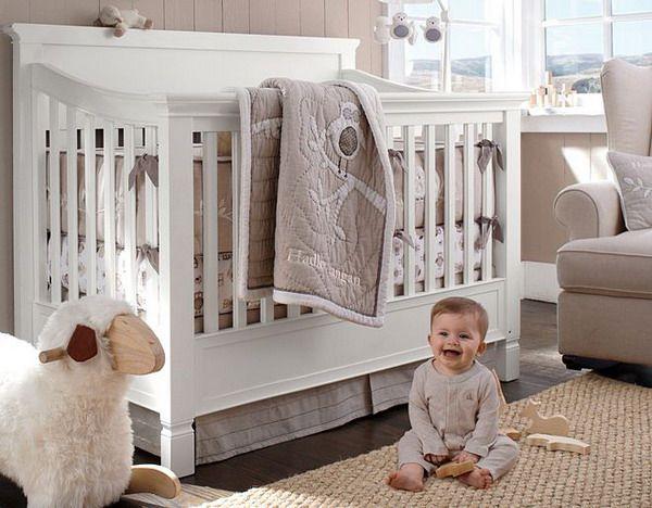 Elegante Baby Schlafzimmer Design Gestaltung Ba