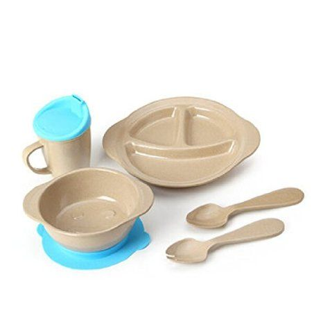 Husku0027sWare Rice Husk Fiber Eco Friendly Healthy BPA Free Baby Children Tableware Dinner Set  sc 1 st  Pinterest & 45 best Children tableware images on Pinterest | Product design ...