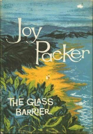 book cover of   The Glass Barrier