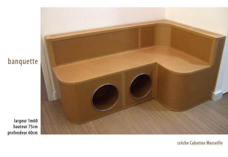 Les 25 meilleures id es concernant fauteuil en carton sur for Construire meuble en carton