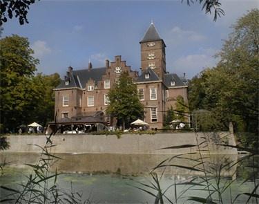 Kasteel de Wittenburg - Top Trouwlocaties - Wassenaar, Zuid-Holland #trouwlocatie #trouwen #feestlocatie