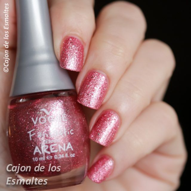 Esmaltes de uñas Vogue Esmaltes Vogue Tropical  124 #voguefantastic