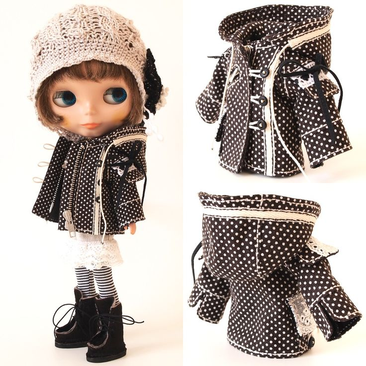 ** Blythe outfit ** Lucalily 198** : mahounote.