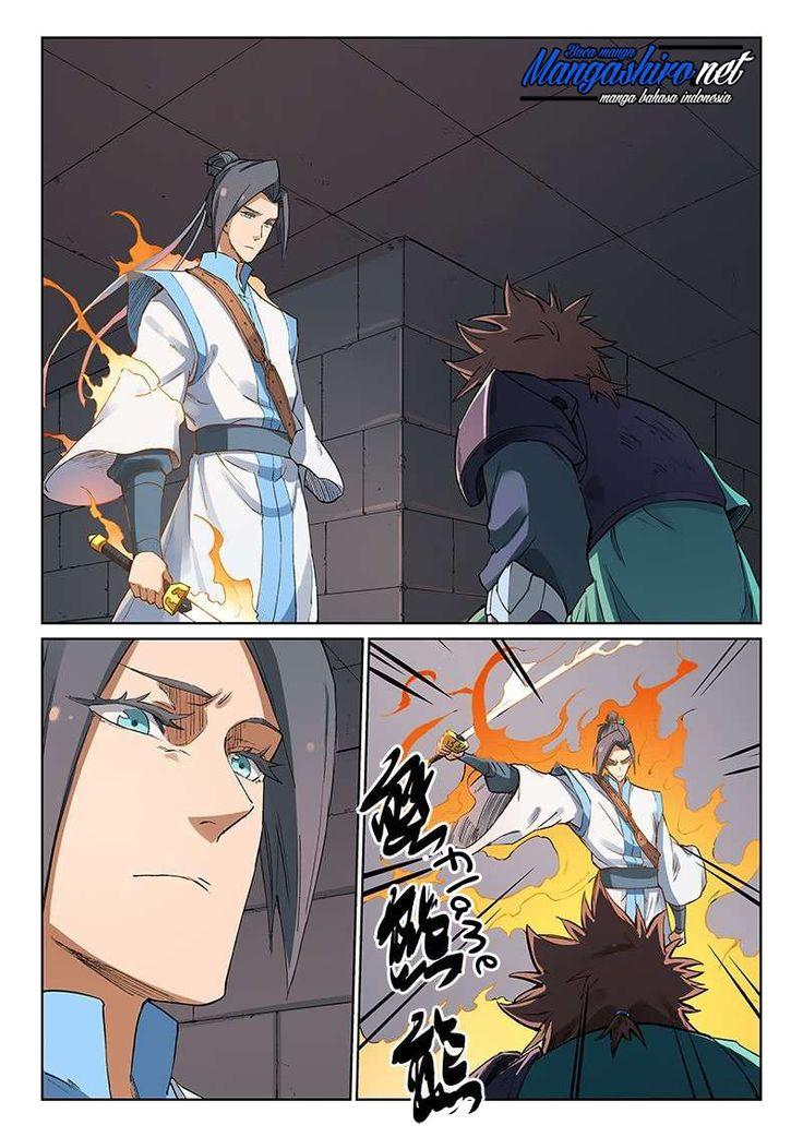komik Star Martial God Technique 223 Martial, Anime