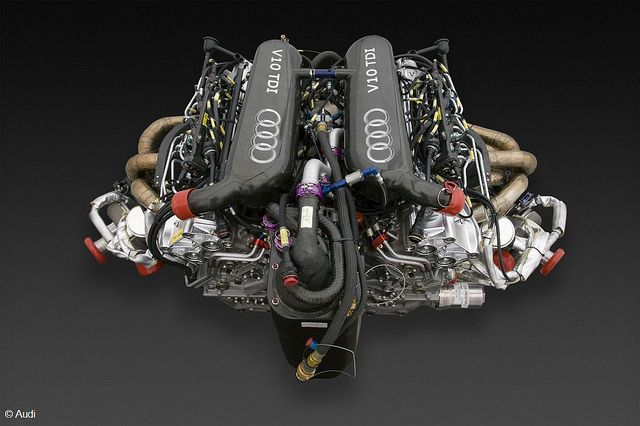 Audi at Le Mans: engine technology forges close links to production