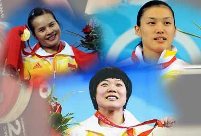 Three Chinese Weightlifting Gold Medalists from 2008 Beijing Olympics Tested Positive for Doping