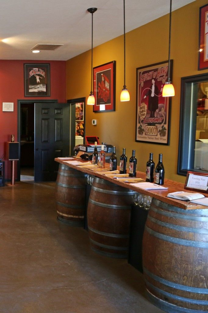 Sleight of Hand Winery Walla Walla Washington