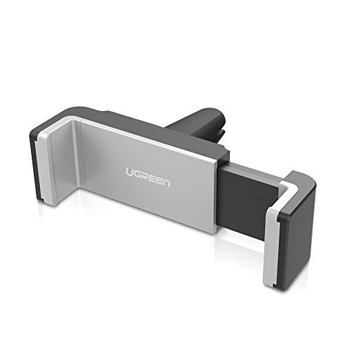 From 4.99 Ugreen Air Vent Mobile Phone Holder With 360 Rotation For Iphone 8 / 7 / 7 Plus / 6 / 6s / 6s Plus Samsung Galaxy S8 / S7e / S6 Edge / Note 5 Lg G6 / G5 Nexus 6p / 5x / 6 Google Pixel Sony Xperia Htc U11 One Plus 3 / 3t / 5 And Other Phones