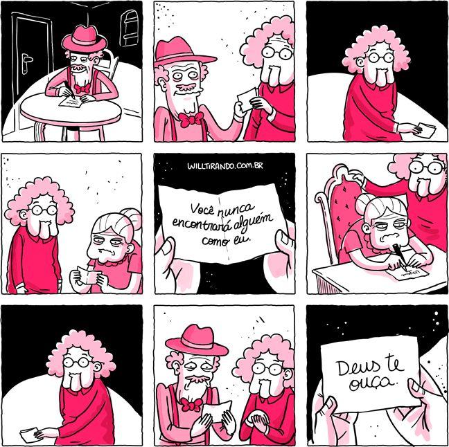 Anésia Dolores velho safado pretendente amor bilhete carta recado decepção frustração