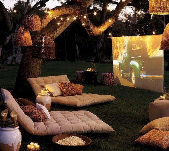 Cool backyard idea <3