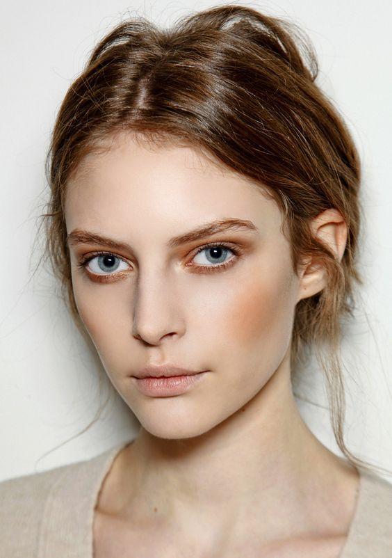 17 Best Ideas About Orange Eyeshadow On Pinterest