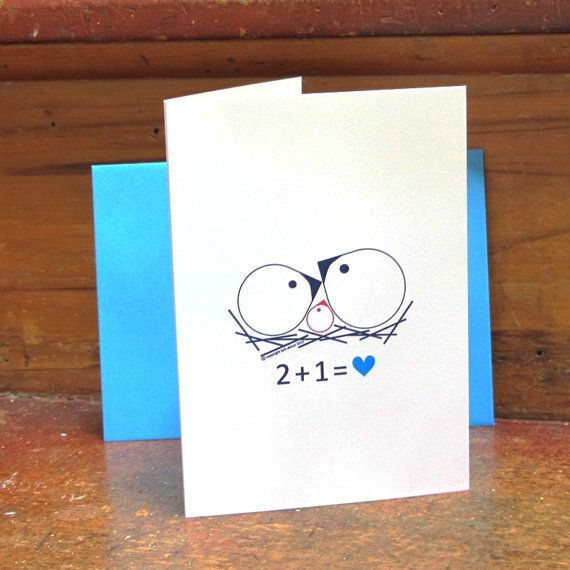 New Baby Congratulations Card by Lark About Stationery