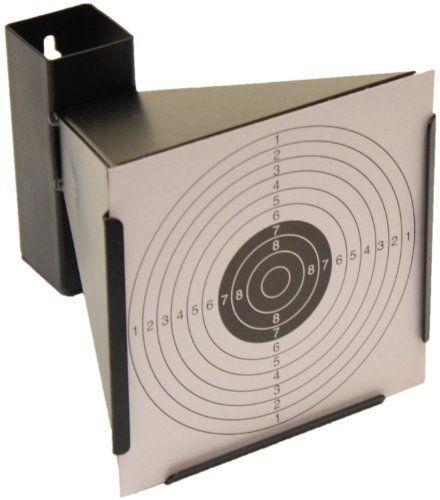 Rifle targets penetration traps