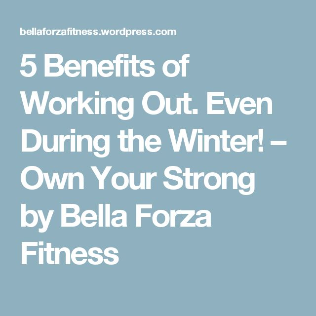 the benefits of working out Advantages of working out at home on the contrary: the earlier you start, the greater the benefits in this case, the only solution is to work out at home why working out at home is the right choice first and foremost: you get results.
