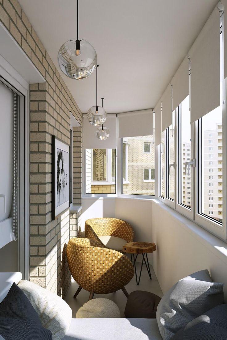 Дизайн-проект квартиры площадью 48 кв. метров - 13 - 1