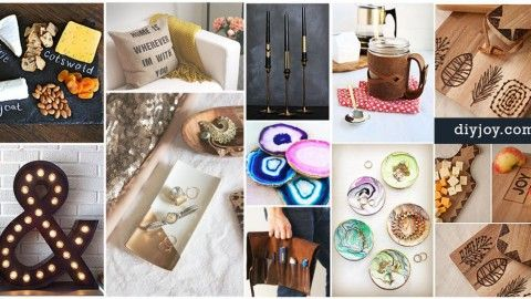 27 Expensive Looking Inexpensive DIY Gifts LINK- http://diyjoy.com/cheap-diy-gifts-ideas
