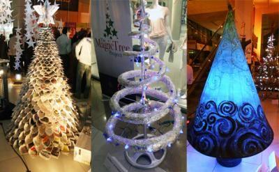 ROTARY CLUB DE PHOENIX: Des arbres de Noël créatifs pour les enfants atteints de thalassémie   Le Mauricien