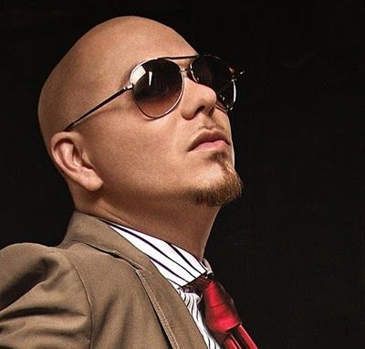 Day 4-Pitbull. Even though I don't understand half of the shit that he says, his songs somehow makes way to my music player.