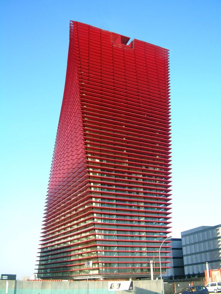 Top 25 ideas about Unique High Rise Towers on Pinterest ...