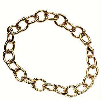 Красивый браслет-цепочка