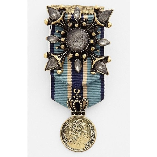 Cara 'Royal Highness' Military Pin $29