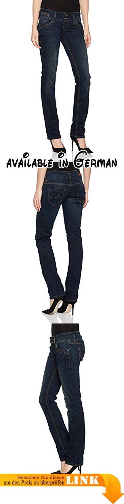 LTB Jeans Damen Straight Jeans Jonquil Blau (Lesina Wash 51066), W31/L34 (Herstellergröße: 31).  #Apparel #PANTS