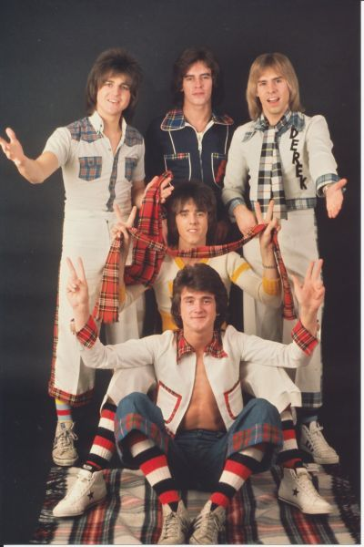 Bay City Rollers : Shang-A-Lang    Back when I was a kid!