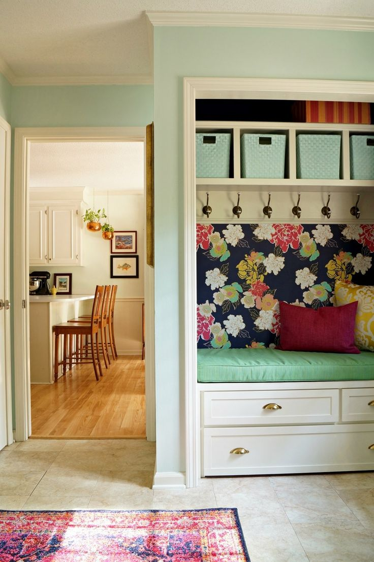 best 25 converted closet ideas on pinterest sliding closet tour the home of maggie overby studios and see how to decorate a rental house on