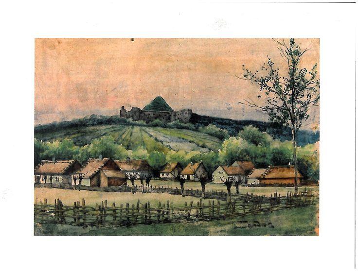Stanisław Tondos Kraków Kopiec Kościuszki 1875