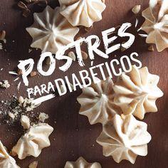 Postres para diabéticos