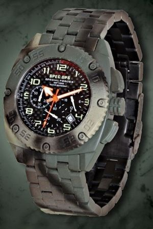 MTM Special Ops Camouflage Patriot Watch