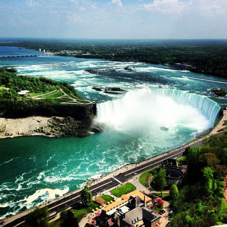 Niagara Falls - Oh, what a beauty!