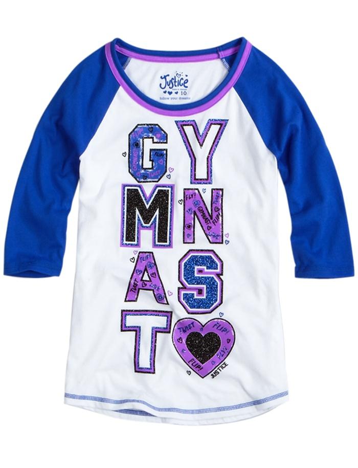 Gymnastics clothing store