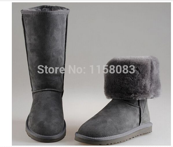 Snow Boots Women's Real Leather UGG on Aliexpress.com | Alibaba Group