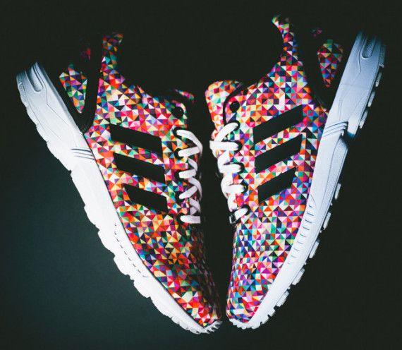 "adidas zx flux multicolor 04 570x496 adidas ZX Flux   ""Multi color"" | Available Now"