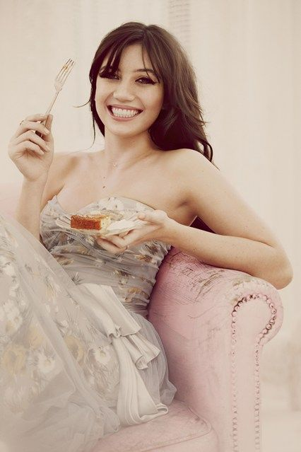 We're drooling over Daisy Lowe's new sugary-sweet cookbook