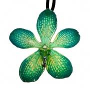 Blue-Mokara Necklace $45