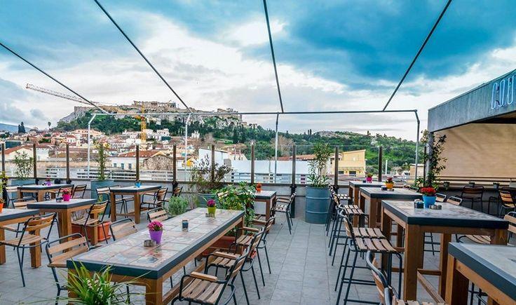 ArtTable   Αθήνα: Οι ωραιότερες ταράτσες για ποτό
