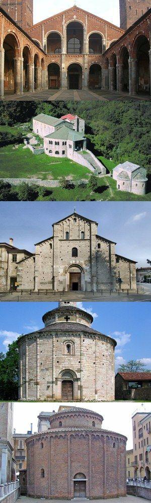 Cinque grandi esempi di stile romanico in Lombardia