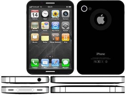 Larger Screen and Better Exteriors for the New iPhone 5S and iPhone Mini – Pictures Leaked
