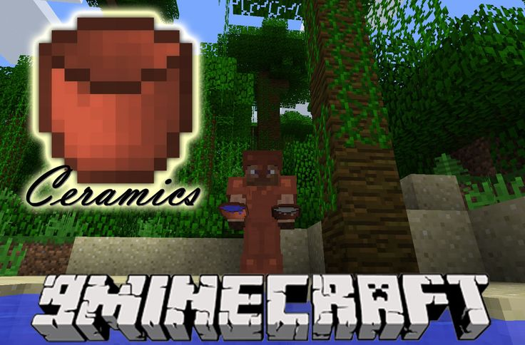 Ceramics Mod 1.12 - minecraft mods 1.12 : Download and install Minecraft Forge. Download the mod. Click on the Start Menu  ...   | http://niceminecraft.net/tag/minecraft-1-12-mods/