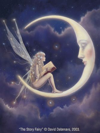 Moon Fairies | Welcome to Silver Moon Fairy Readings by Mary Jean! Visit my new World ...