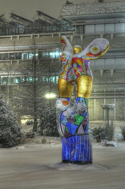 Niki de Saint Phalle - Le Poète et sa Muse