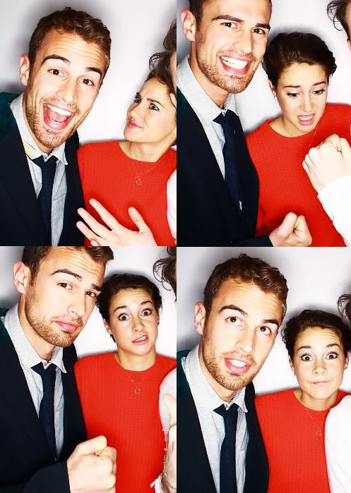 Are Theo James And Shailene Woodley Hookup Yahoo