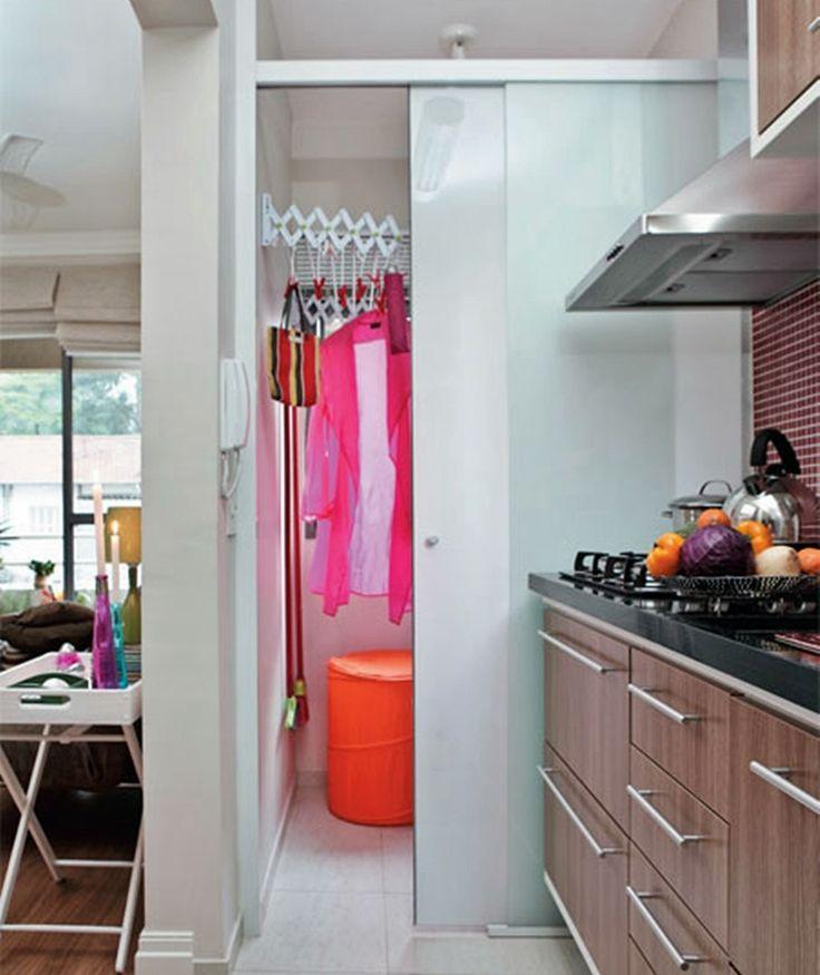 Apartamento decorado pequeno - foto 04